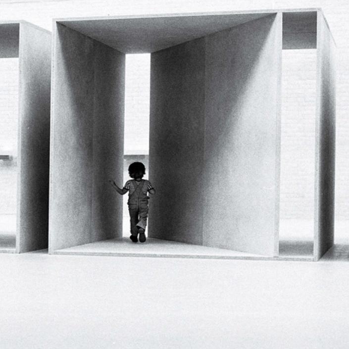 JUDD - Donald Judd, 1980